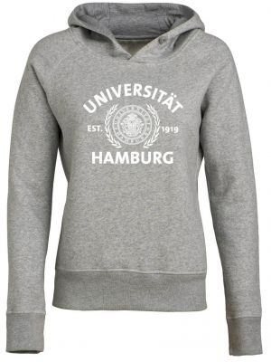 DEERN Hoody heather grey