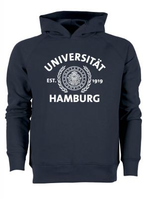 JUNG Hoody in navy