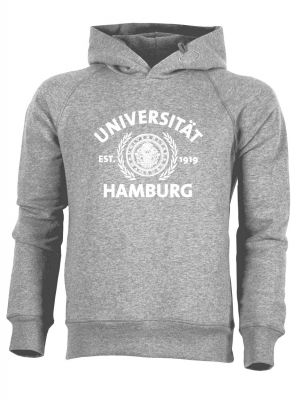 JUNG Hoody in heather grey