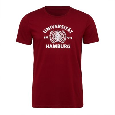 JUNG Shirt in burgundy